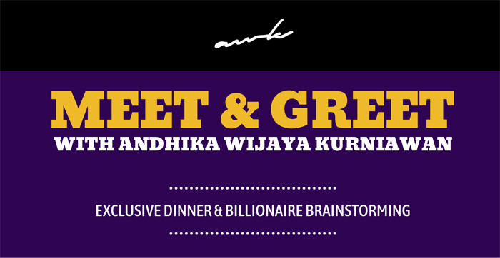 AWK Notes: Meet & Greet – Exclusive Dinner & Brainstorming