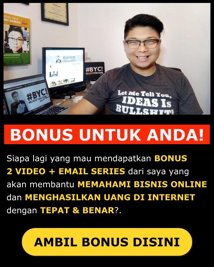 Bonus Special dari Coach Andhika Wijaya Kurniawan