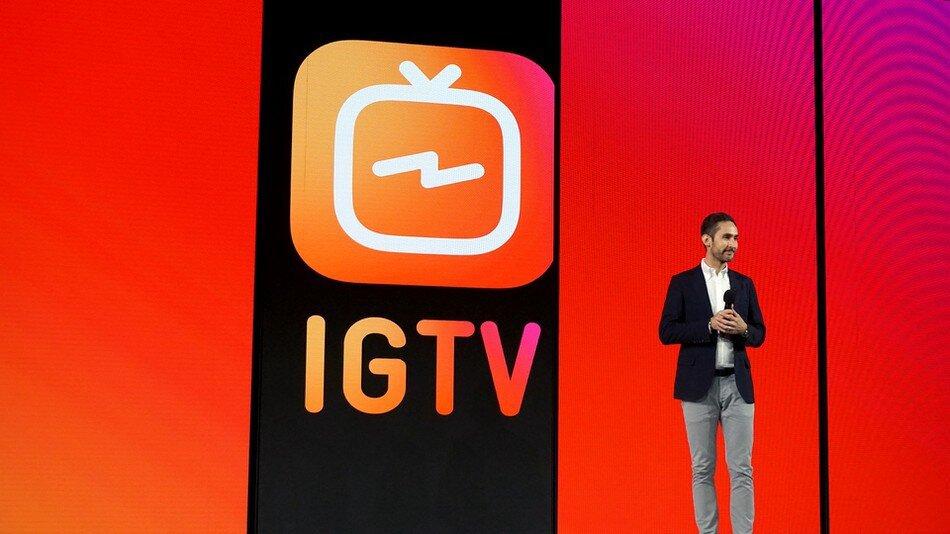 Startups: Instagram TV (IGTV) Mengumumkan Kemitraan Monetisasi Bagi Pembuat Konten